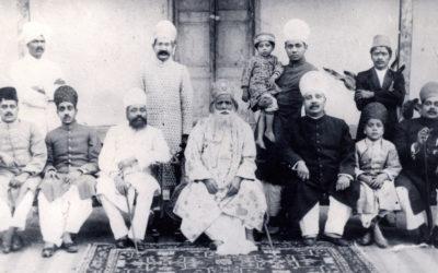 Shreeji's Visit to King Kothi
